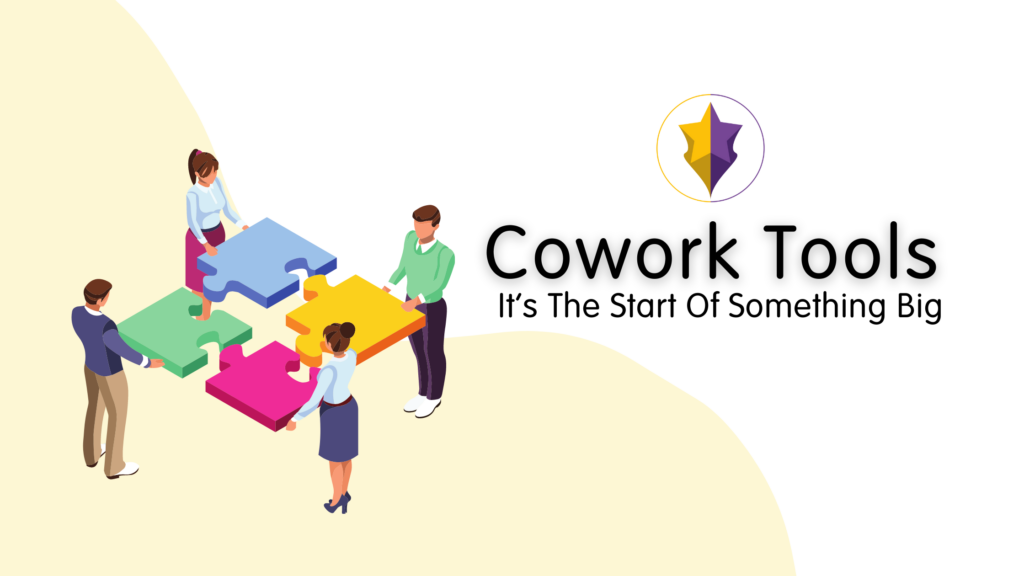 Cowork Tools: It's The Start Of Something Big
